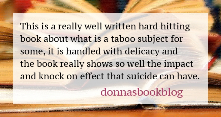 Donna's Book Blog quote