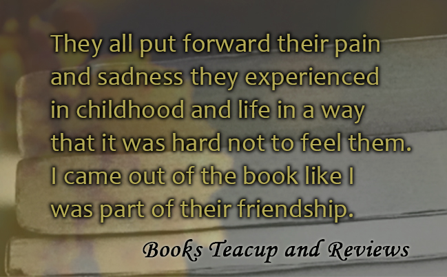 Books Teacup and Reviews quote