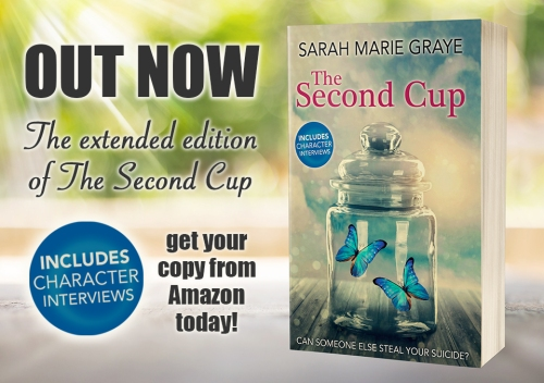The Second Cup is out now