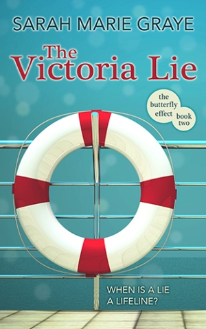 The Victoria Lie - Book Cover